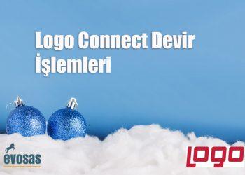 Logo Connect Devir İşlemleri