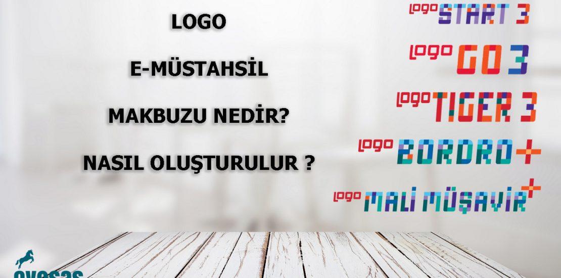 Logo E-Müstahsil Makbuzu