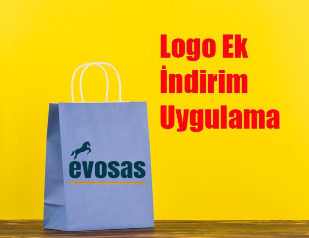 Logo Ek İndirim Uygulama