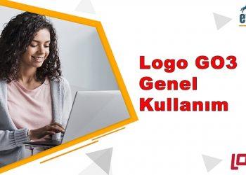 Logo GO3 Genel Kullanım