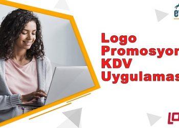 Logo Promosyon KDV Uygulaması