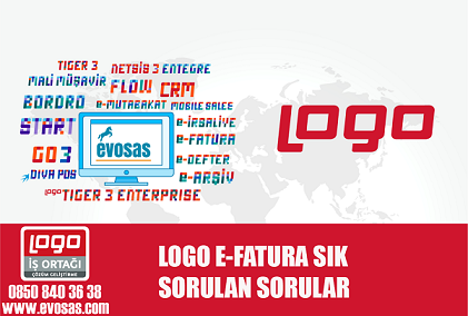 logo e-fatura sık sorulan sorular