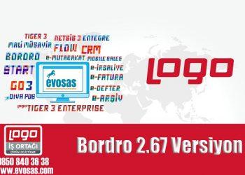 logo bordro 2.67 versiyon değişikliği