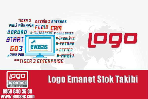 Logo Emanet Stok Takibi