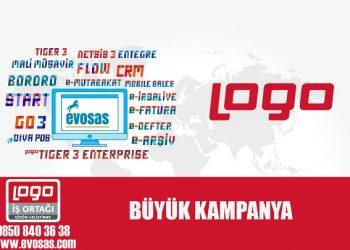 logo muhasebe programı kampanya