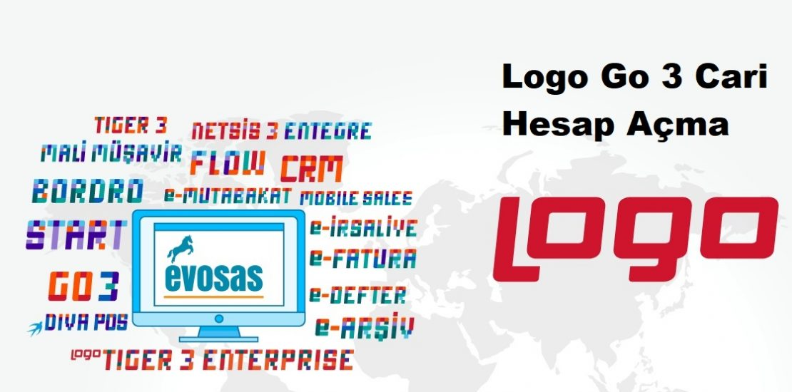 Logo Go 3 Cari Hesap Açma