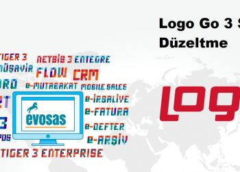 Logo Go 3 Stok Düzeltme
