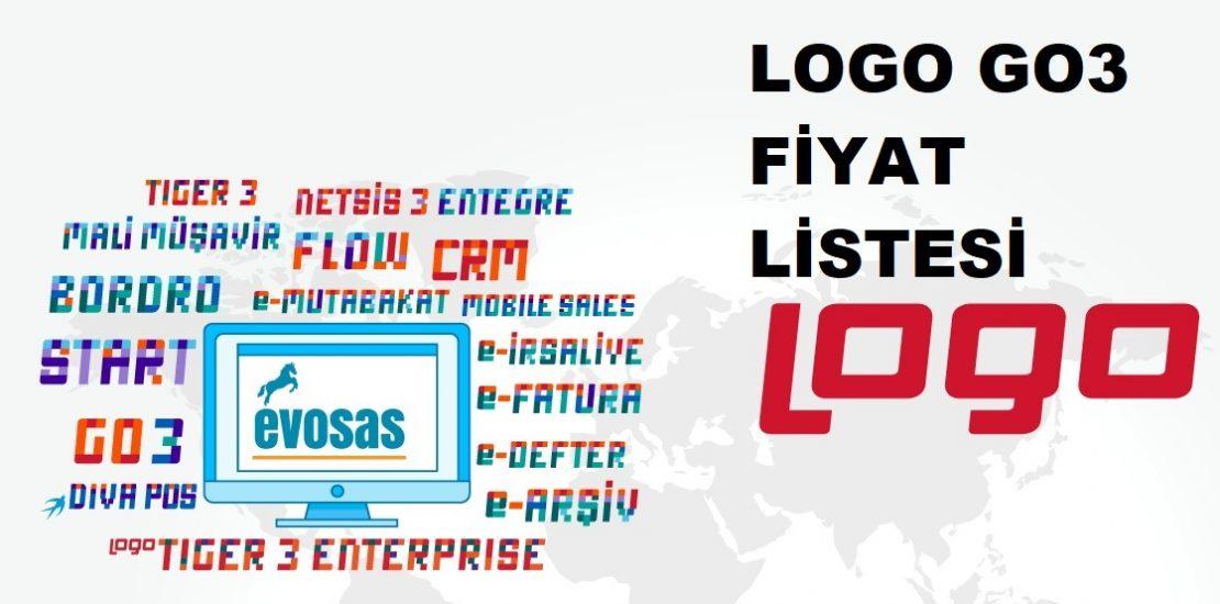 logo go3 fiyat listesi